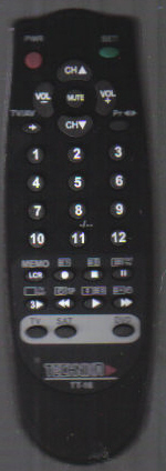 Technika TT-16 Remote